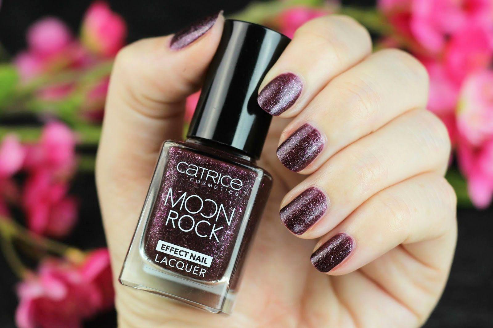 Catrice Moon Rock Effect Nail Lacquer #catrice #nagellack #beauty #nailpolish #cosmetics