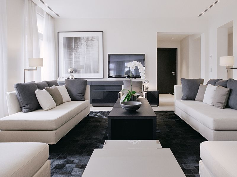La Réserve Paris   5 Star Luxury Apartments Paris