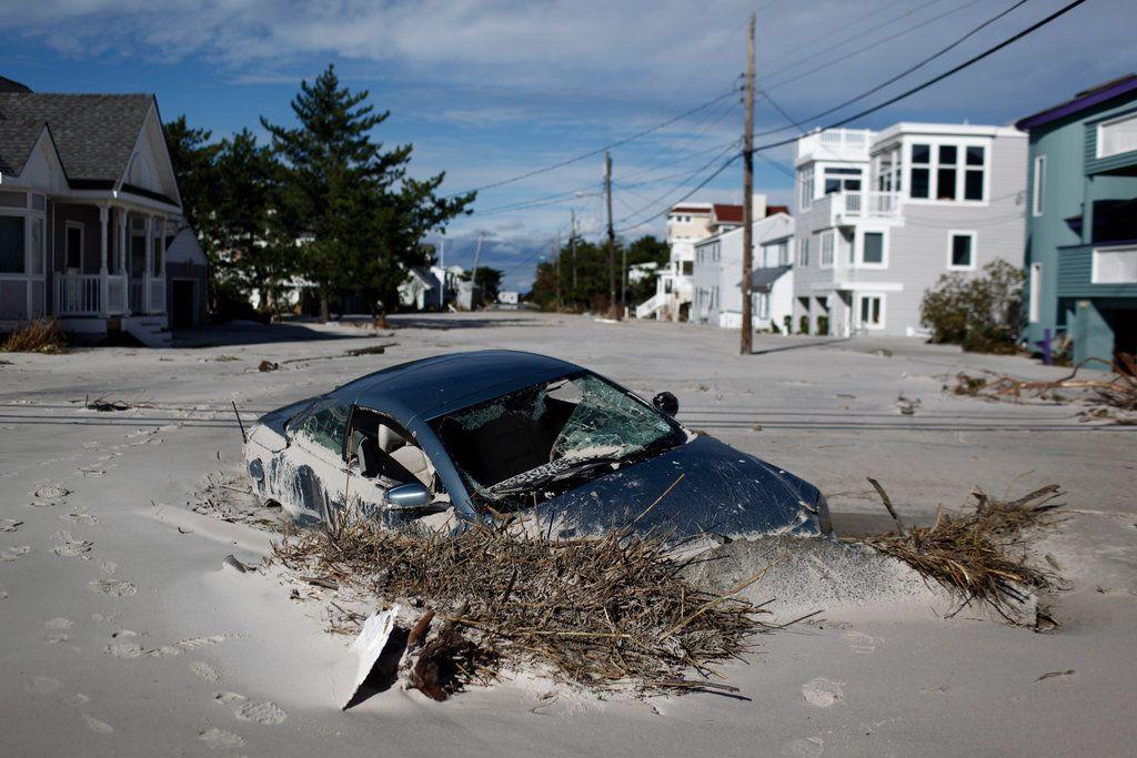 Region Crippled By Hurricane Sandy Day 2 Published 2012 Hurricane Sandy Long Beach Island Hurricane Photography