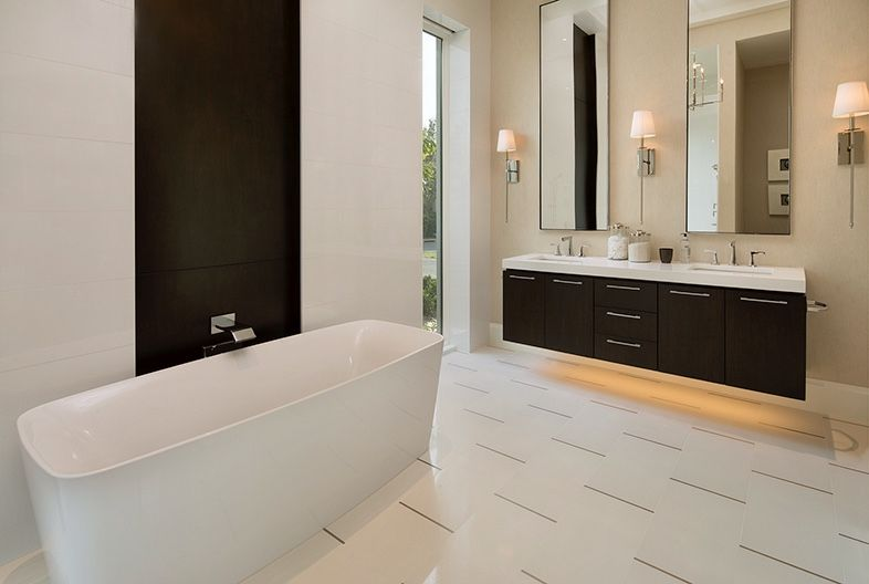 Magnificent Vanity Mirror Trends Tall Thin Mirrors Over Double Vanity Download Free Architecture Designs Estepponolmadebymaigaardcom