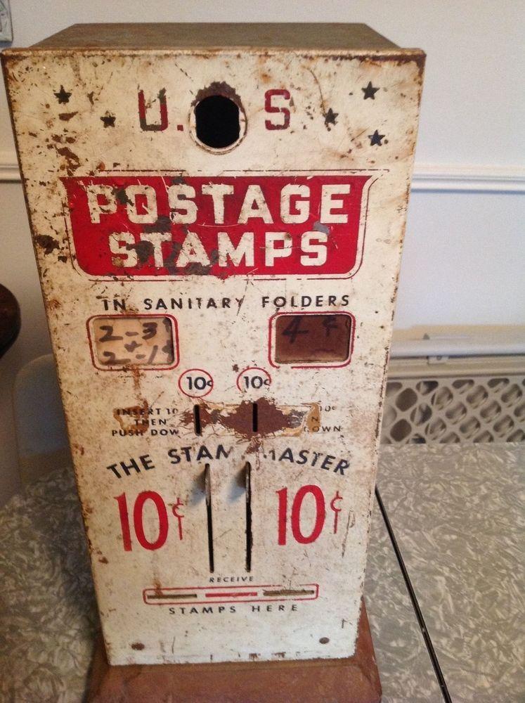 Details About Vintage Usps Post Office Postage Stamps