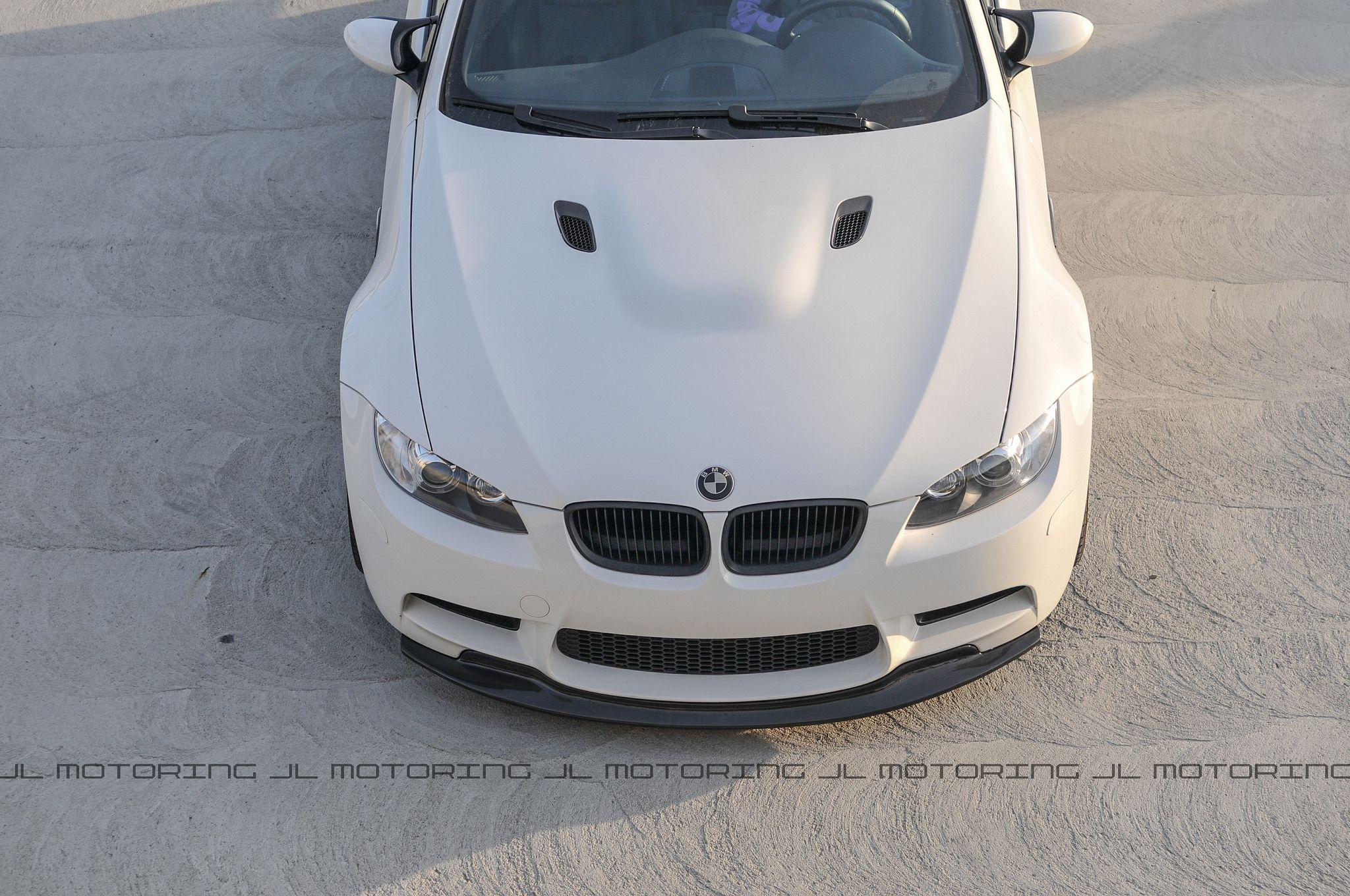 Bmw E90 E92 E93 M3 Gts Carbon Fiber Front Lip Bmw Carbon Fiber