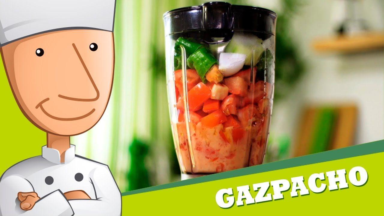 Gazpacho Javi Recetas Ricas Cosas Gazpacho Recetas Y