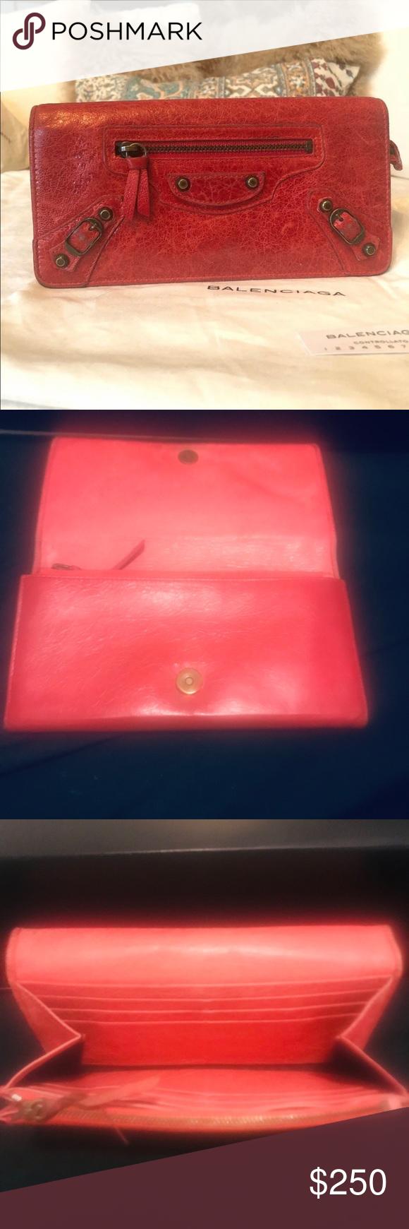 Balenciaga Classic Continental Wallet Balenciaga Bag Wallet Balenciaga