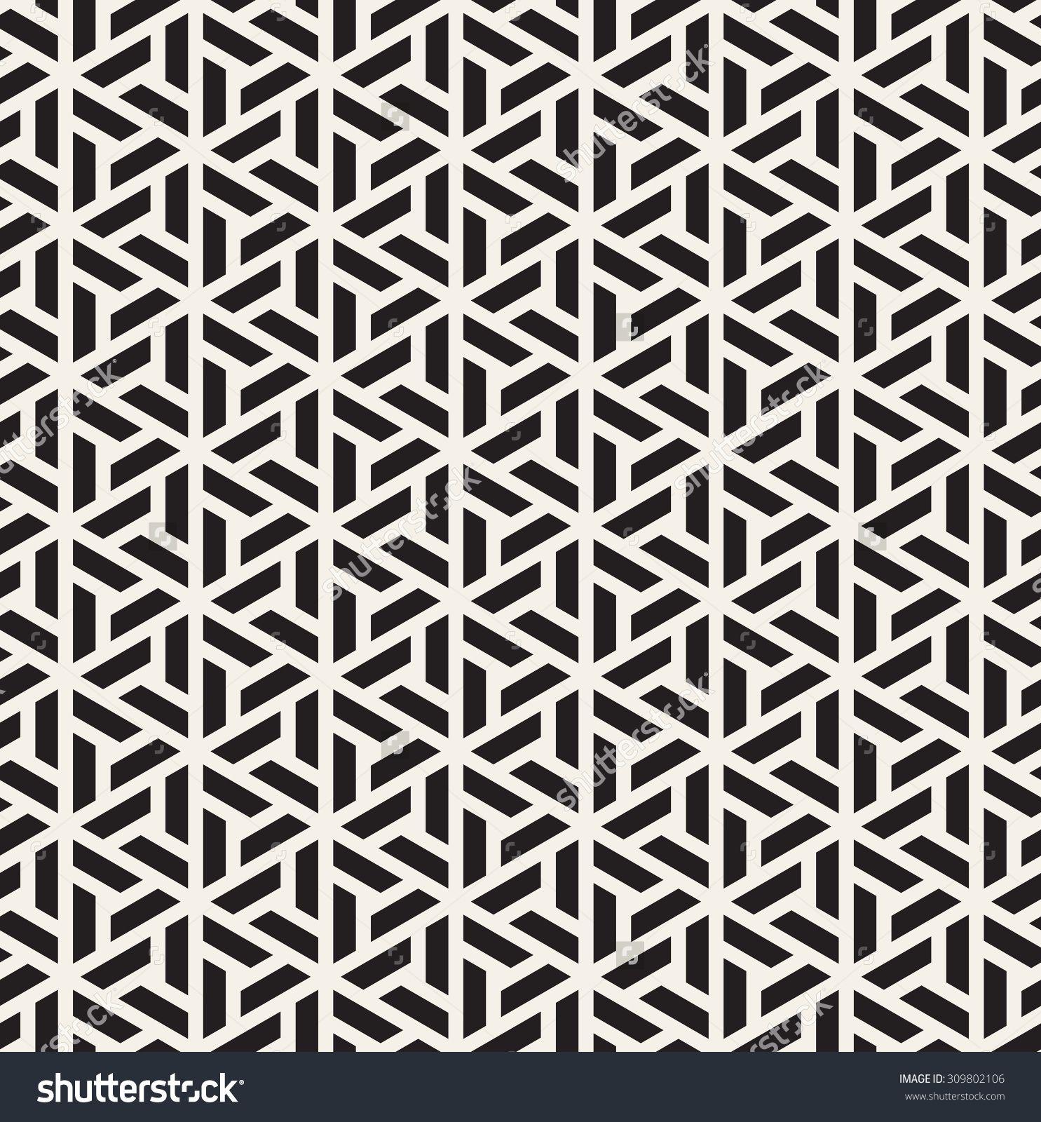 Aninimal Book: Vector Seamless Pattern. Modern Stylish Linear Texture ...