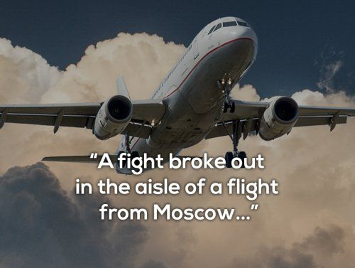 Travel Writers Share The Weirdest Sht Theyve Seen On A Plane  Photos