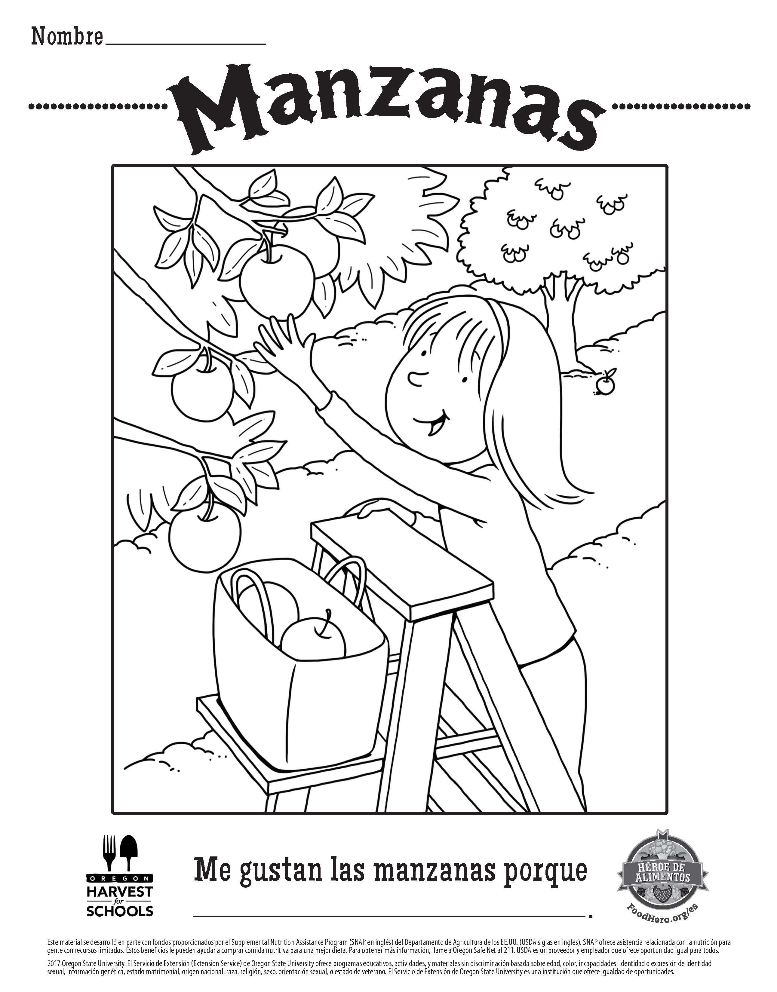 Spanish Coloring Pages Free With Images