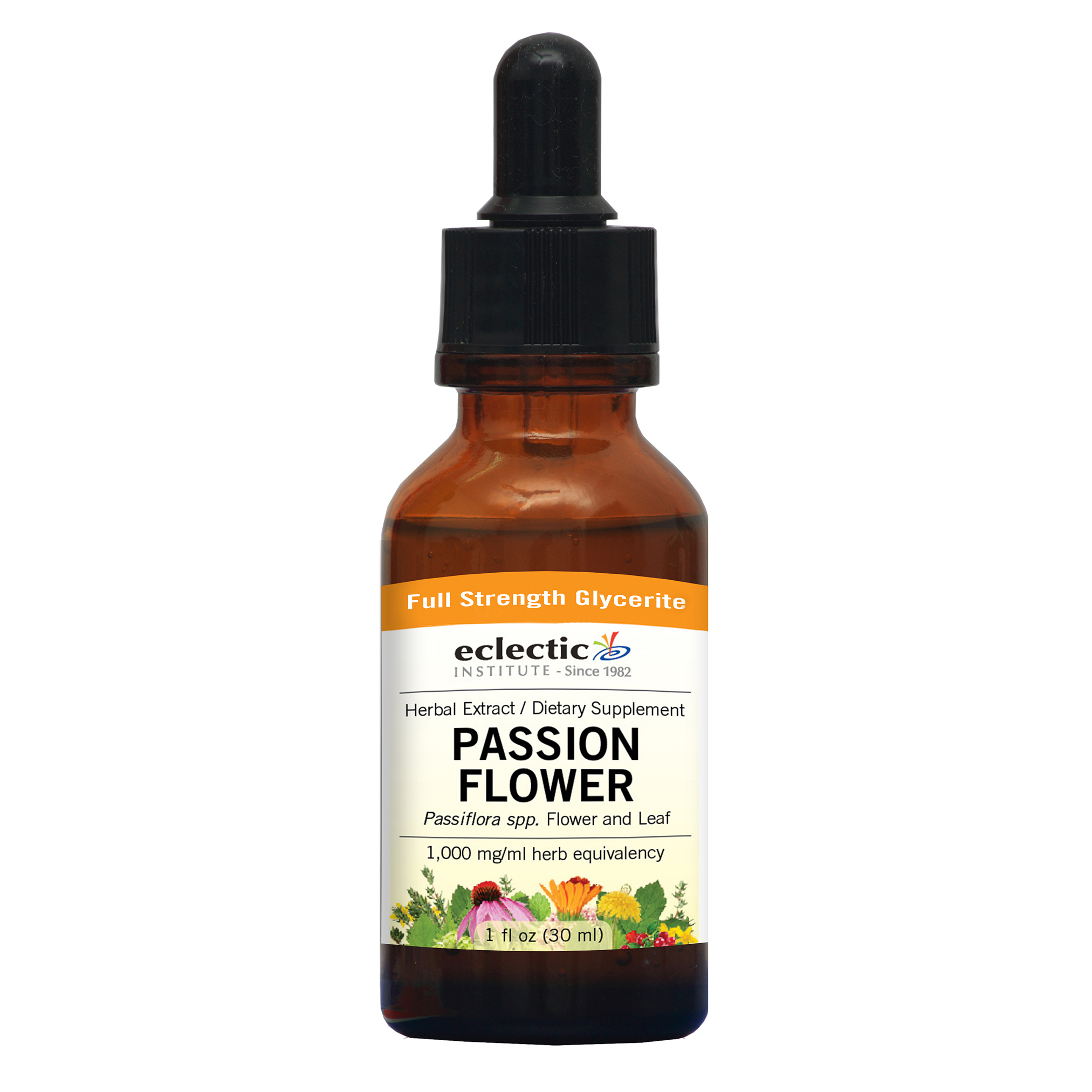 Passion Flower Tincture Herbs Passion Flower Vegetables For Babies