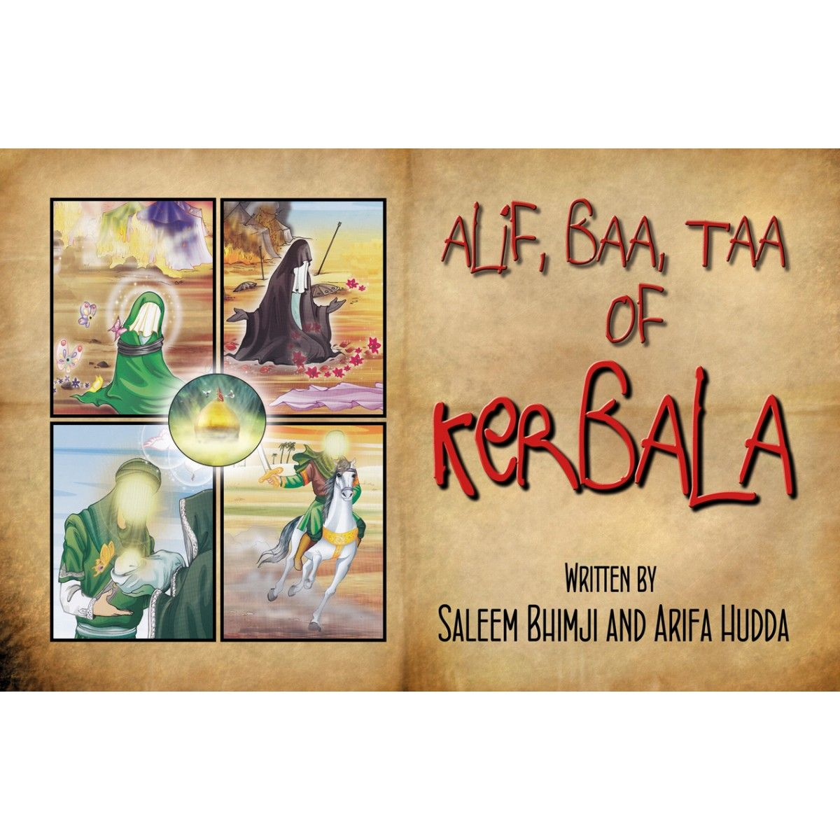 Alif Baa Taa Of Kerbala A Great Book For The Younger