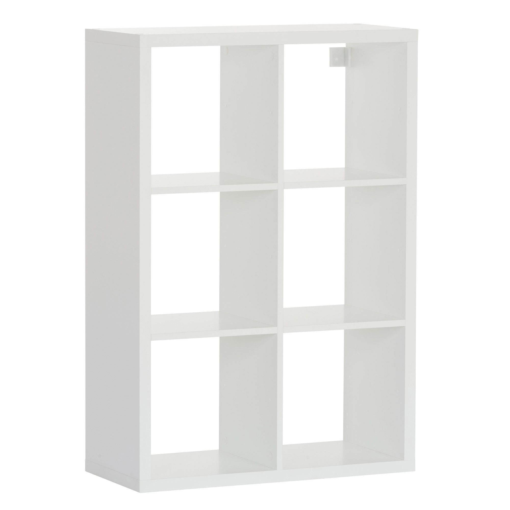 Form Miit White Cube Shelving L 737mm D 330mm Rooms