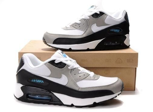 promo code 60699 d0088 Available Hotels De Nike Air Max 90 Sports Shoes White Black Grey and Black  Green Online Nike Air Max on this page
