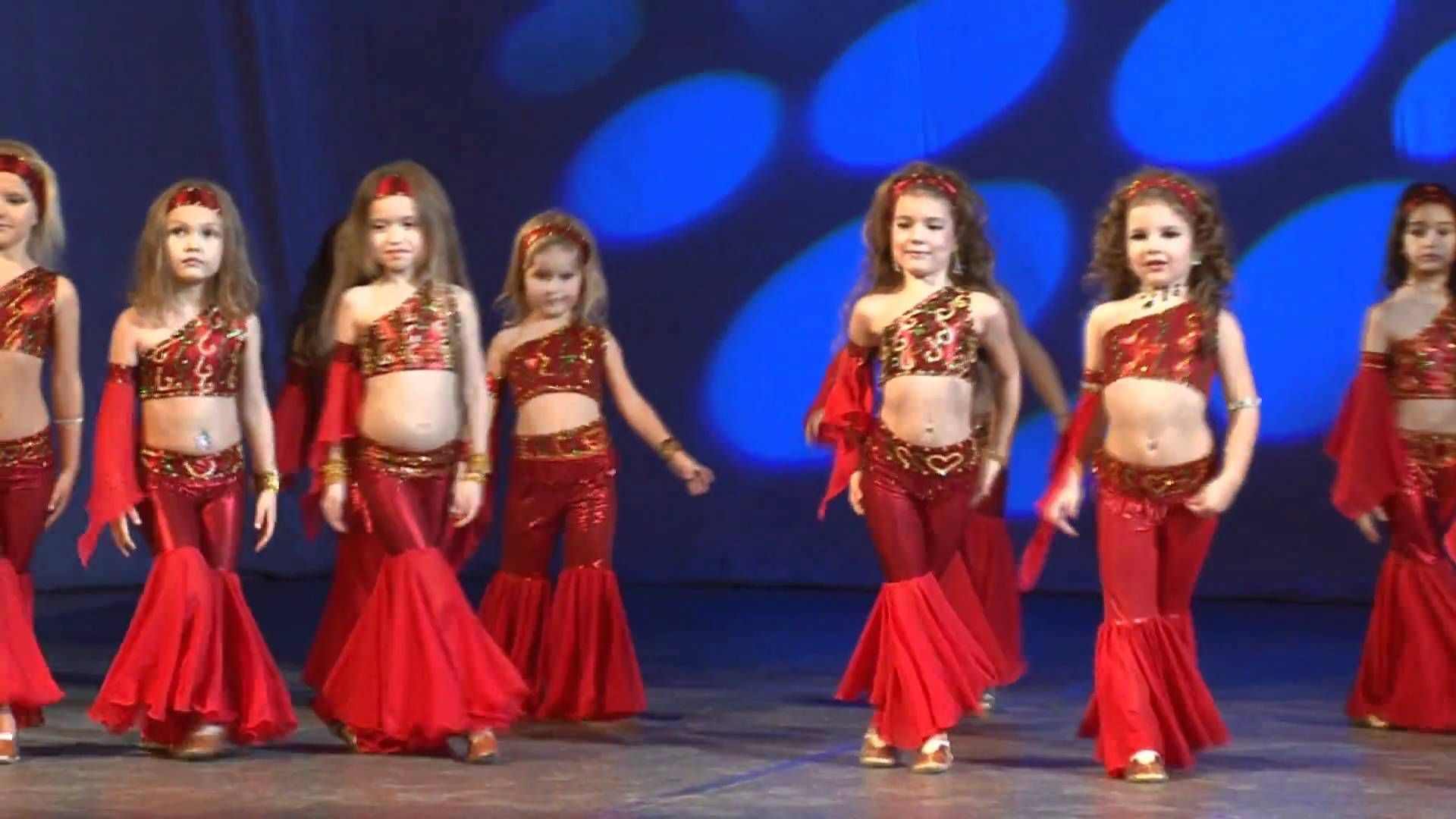 "Marta Korzun's bellydance school ""TIARA"" - 1st course  Baby - bellydance"