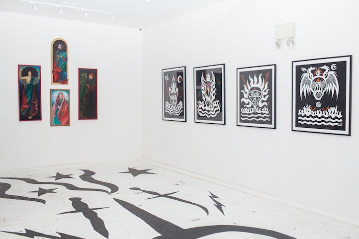 Visual artist #ClaytonPatterson's exhibit opens in NYC.