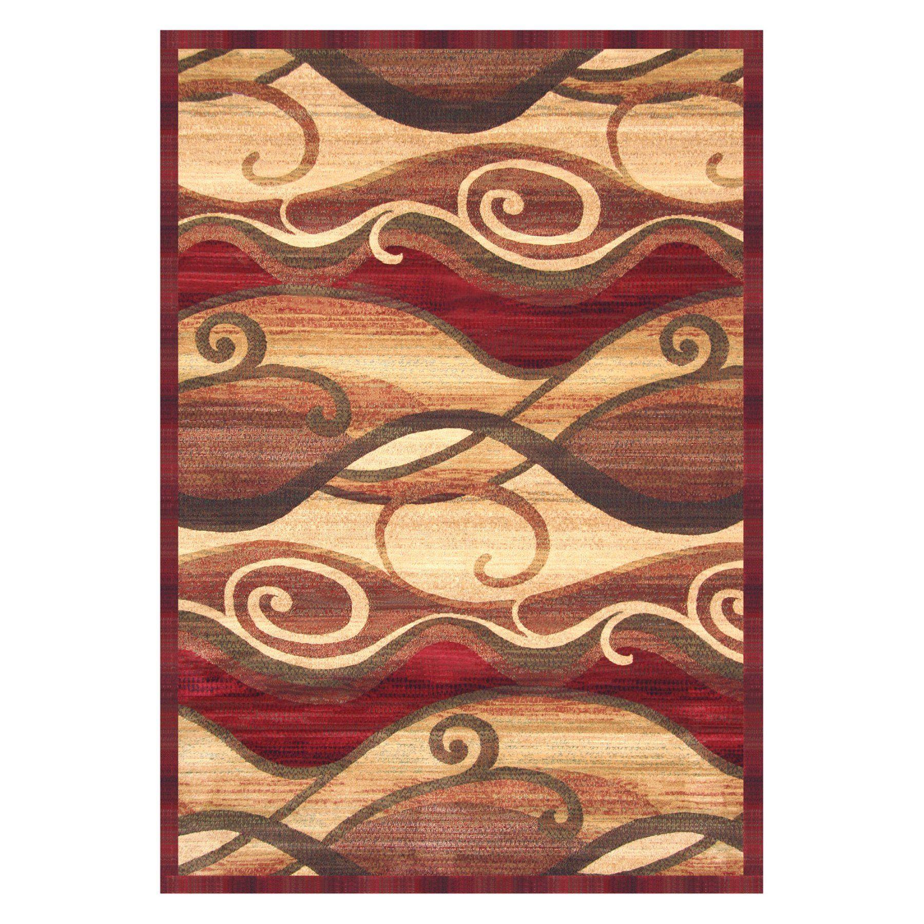 Adeline living foundations wendelle indoor area rug