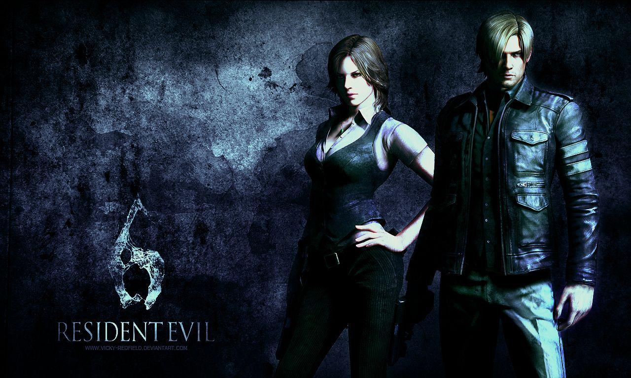 Resident Evil 6 Wallpaper Resident Evil Leon S Kennedy Evil