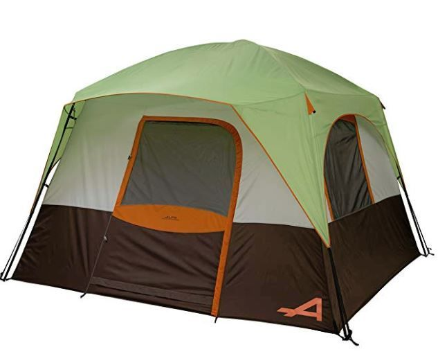 release date: 31dd8 f0c71 The ALPS Mountaineering Camp Creek Tent - an old school camping option.