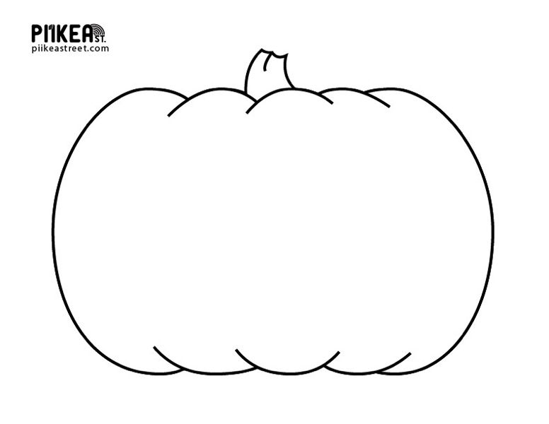 Printable Pumpkin Coloring Pages Halloween Pumpkin Designs