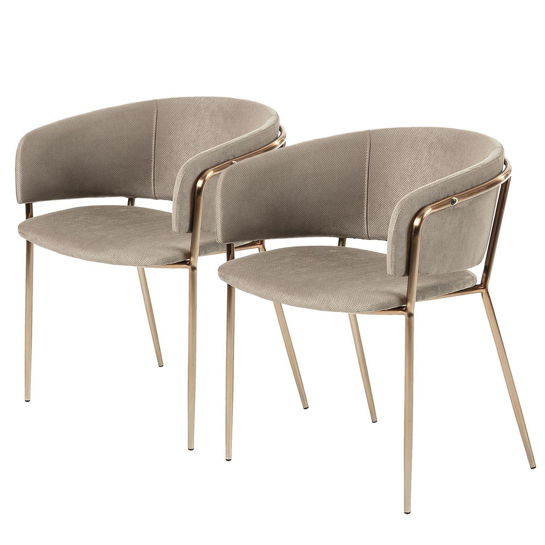 Armlehnenstuhl Vilhena Ii 2er Set In 2020 Restaurant Stuhle Stuhle Speisezimmereinrichtung