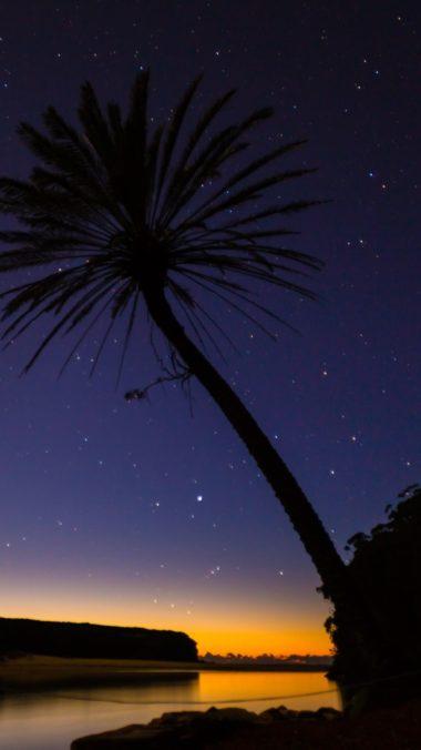 Samsung Galaxy J7 Prime 2 Wallpapers Night Sky Wallpaper Landscape Wallpaper Wallpaper