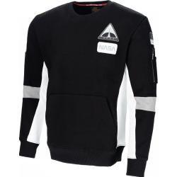 Alpha Industries Space Camp Sweatshirt Schwarz M Alpha Industries Inc.Alpha Industries Inc.