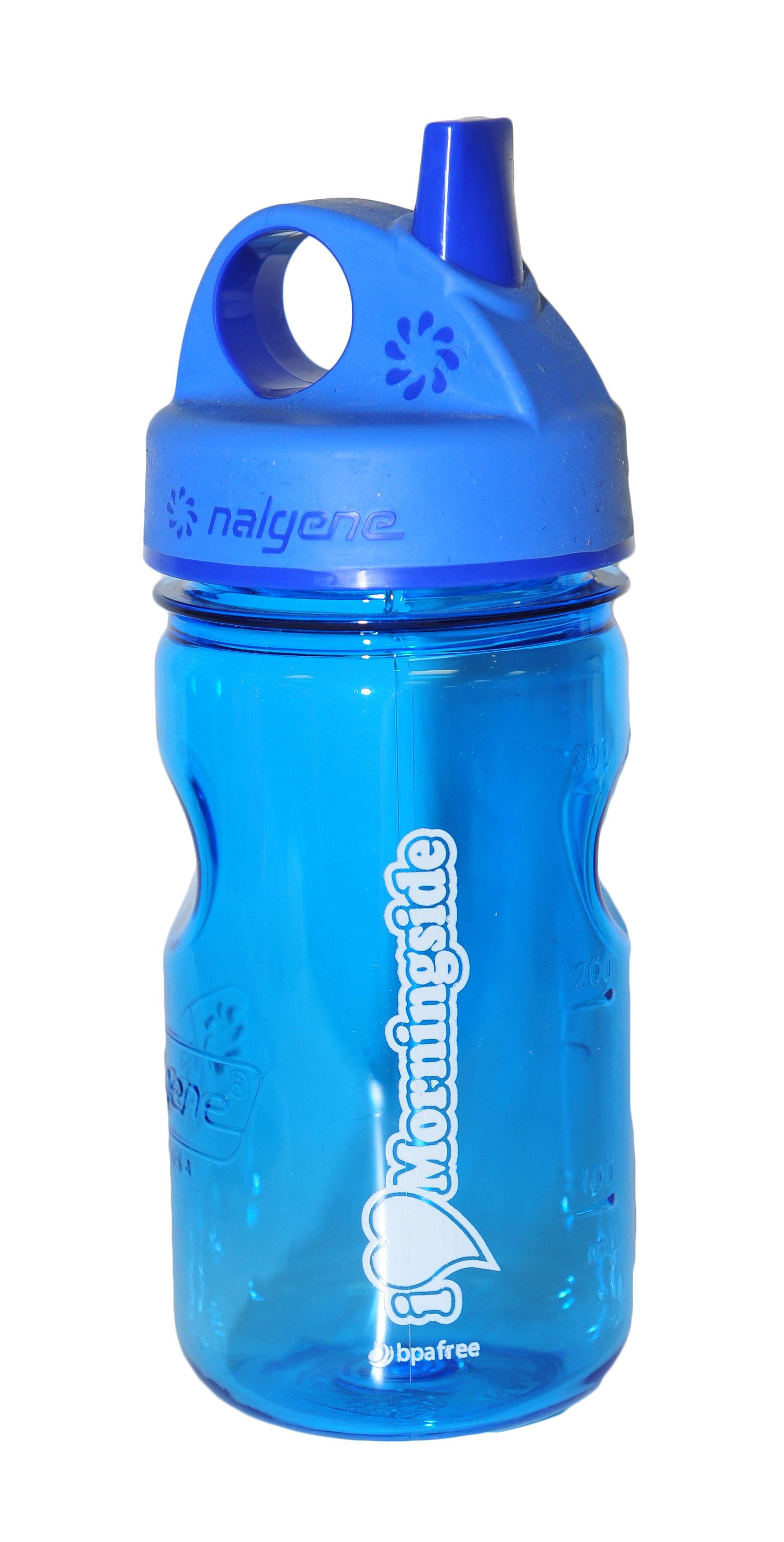 Item 123 Blue Plastic Nalgene Morningside College