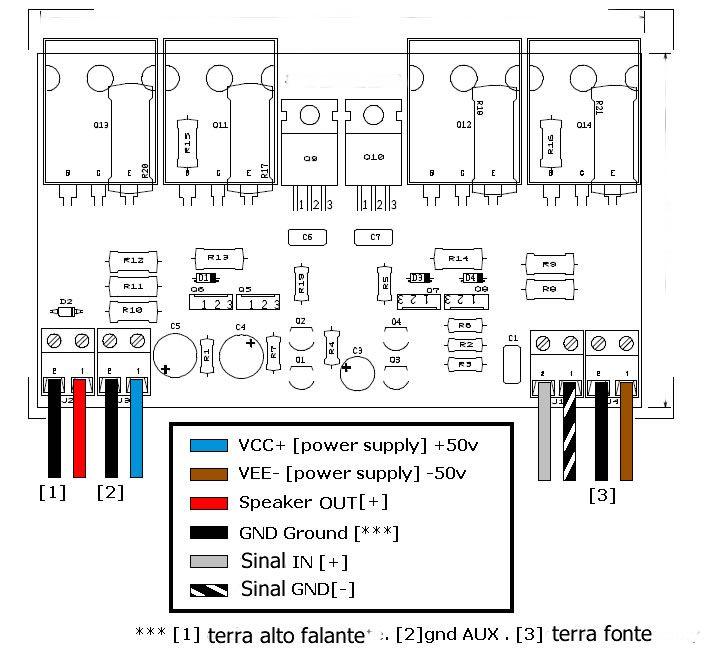 Amplificador de potncia de 200 watts rms mono udio e eletrnica amplificador de potncia de 200 watts rms mono udio e eletrnica ccuart Gallery