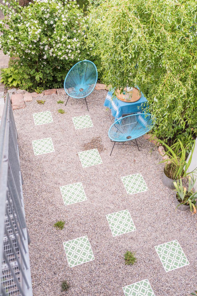 Upcycling Garten diy betonplatten upcycling für den garten garten upcycling and