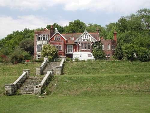 STEEP PARK Aka Potters Manor House, Crowborough, East Sussex, UK. James  Francis