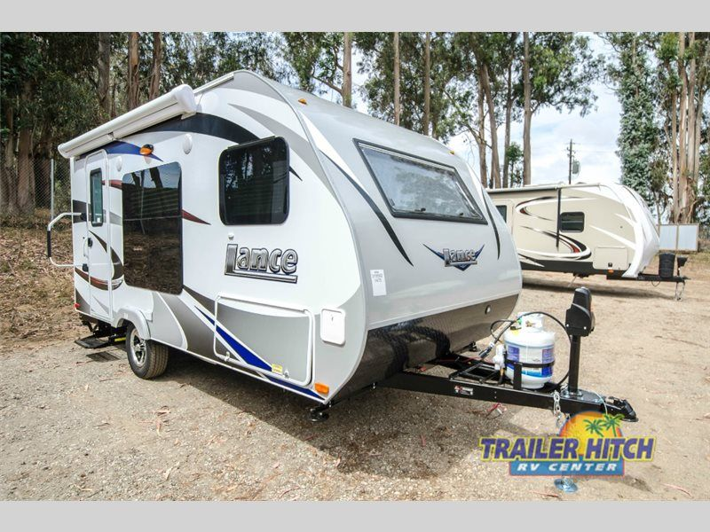 New 2017 Lance Travel Trailers 1475 Trailer At Hitch Rv Nipomo Ca 6447