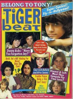 tiger beat magazine 1980s | ... beat magazine 1970s tiger beat magazine tiger beat magazine 1980s