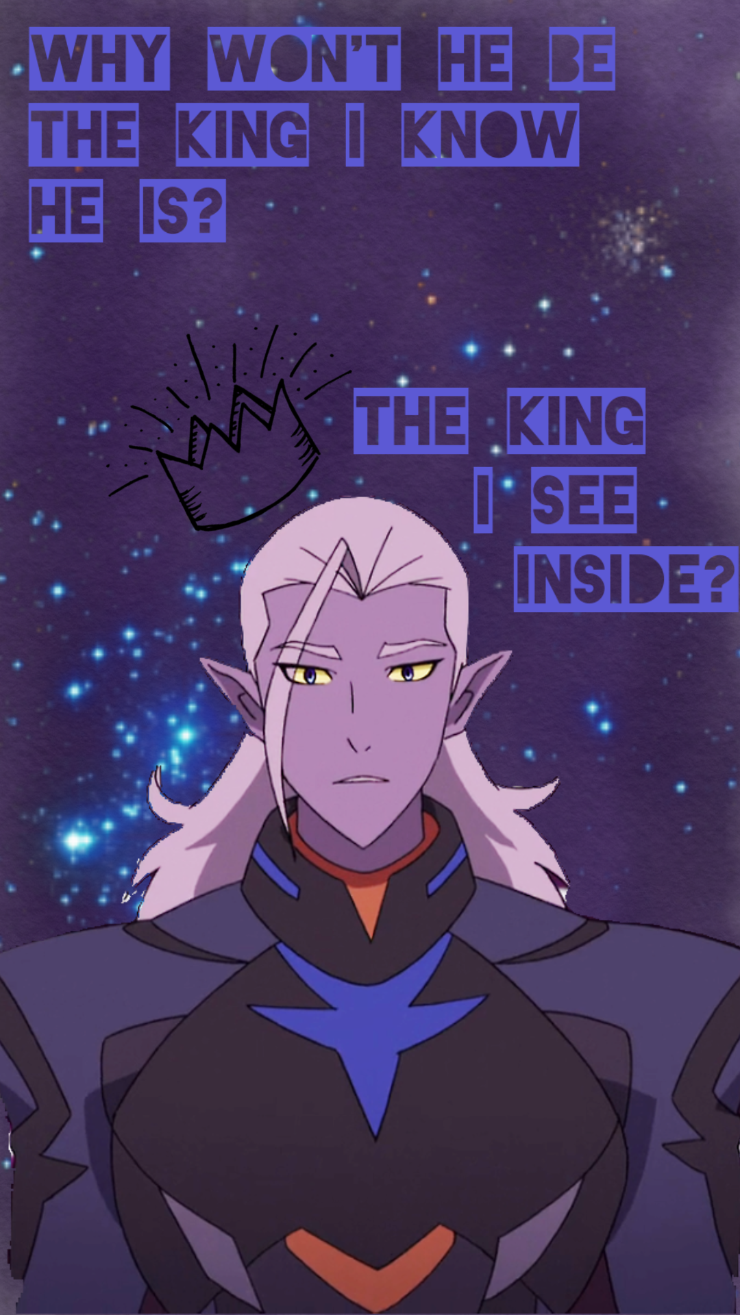 Image Result For Tumblr Wallpaper Voltron Voltron Prince Lotor