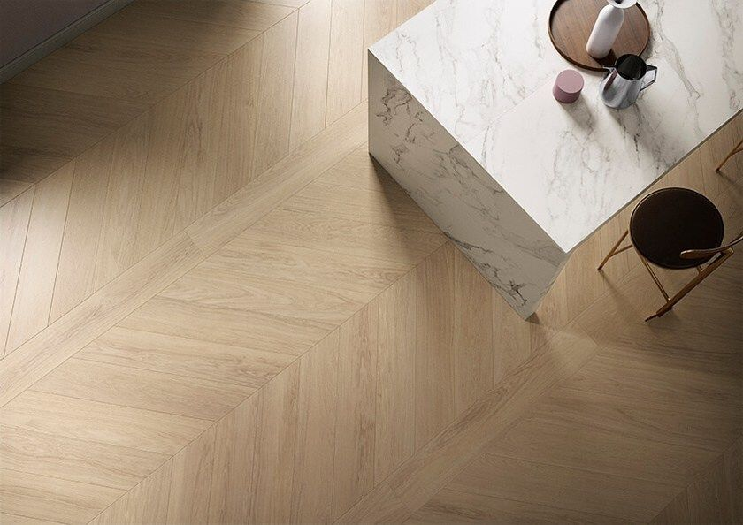 Porcelain Stoneware Wall Floor Tiles With Wood Effect Fabula By Ceramiche Caesar Wall And Floor Tiles Flooring Tile Floor