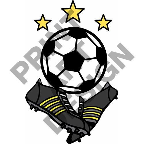 Soccer Cleats Vector Illustration Soccer Soccer Ball Soccer Cleats
