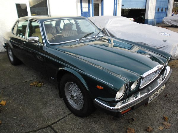 C410 OKD Jaguar XJ12 1985 Jan 2013 - KWECars | Jaguar xj12 ...