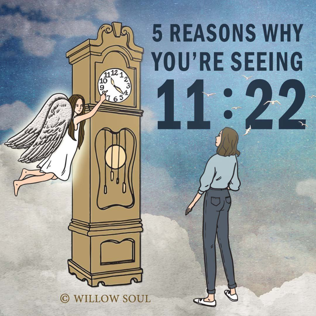 5 Reasons Why You Are Seeing 11 22 The Meaning Of 1122 Angel Number Meanings Meant To Be Angel Number 11