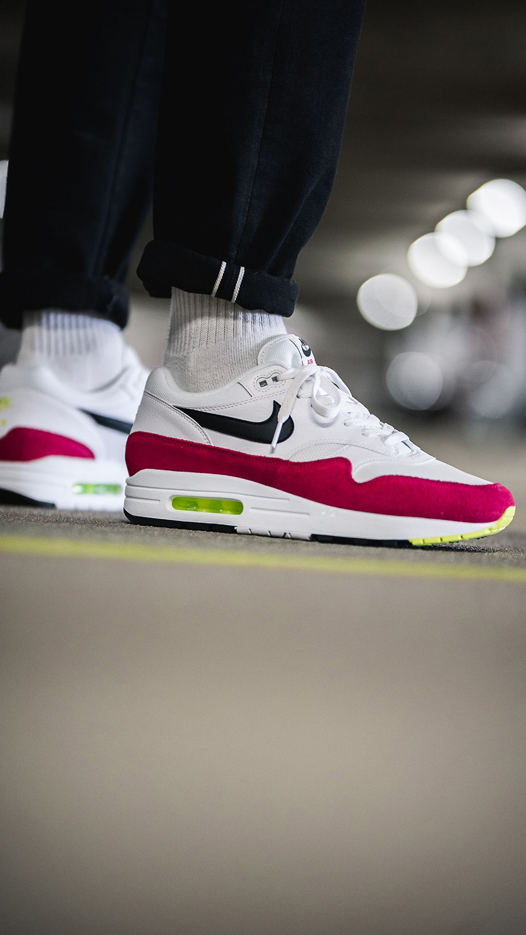 bfa1ac31e7 The Nike Air Max 1 was the first sneaker with the legendary Nike Air  technology in Nike's assortment that saw the light of day. Throughout the  years the Air ...