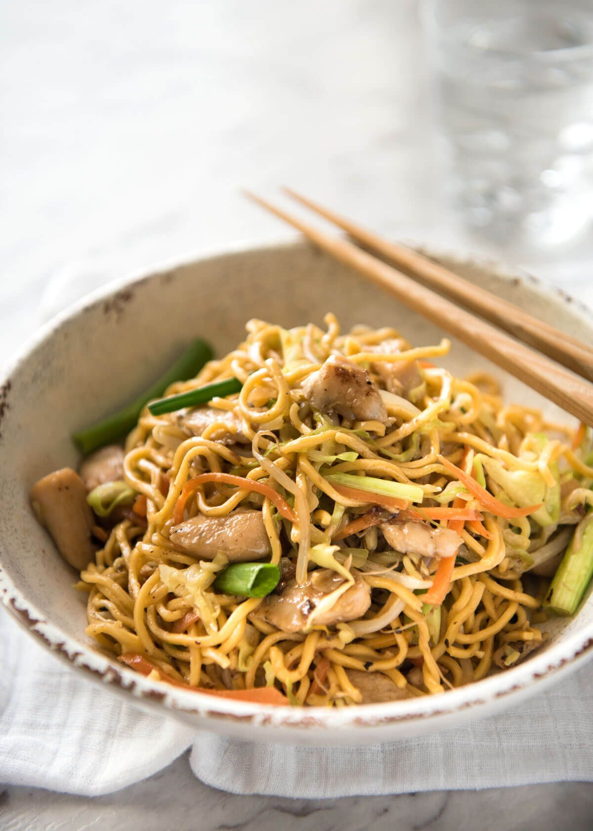 Chow Mein Recipe Chow Mein Chicken Chow Mein Food Recipes