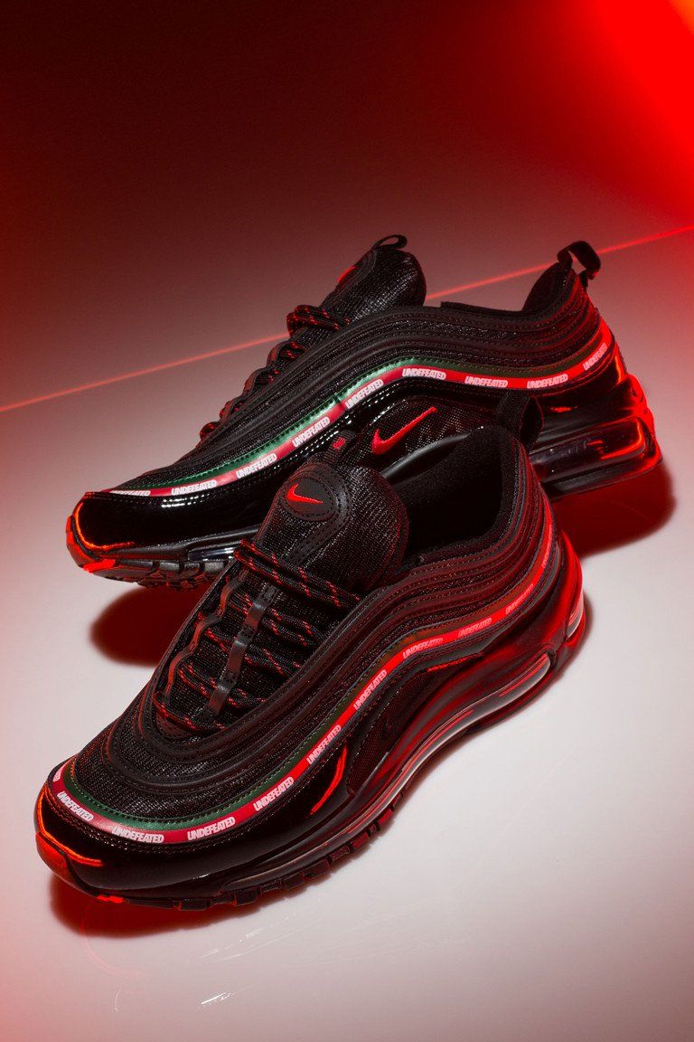 c16f41265a Undefeated x Nike Air Max 97 'UNDFTD' | sneakers in 2019 | Nike air ...