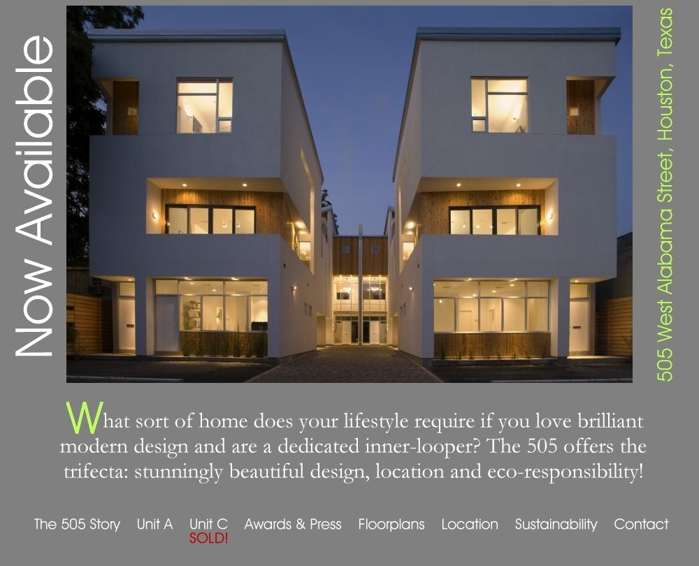 the 505 Townhomes- Duplex | Duplex/Fourplex Plans | Pinterest