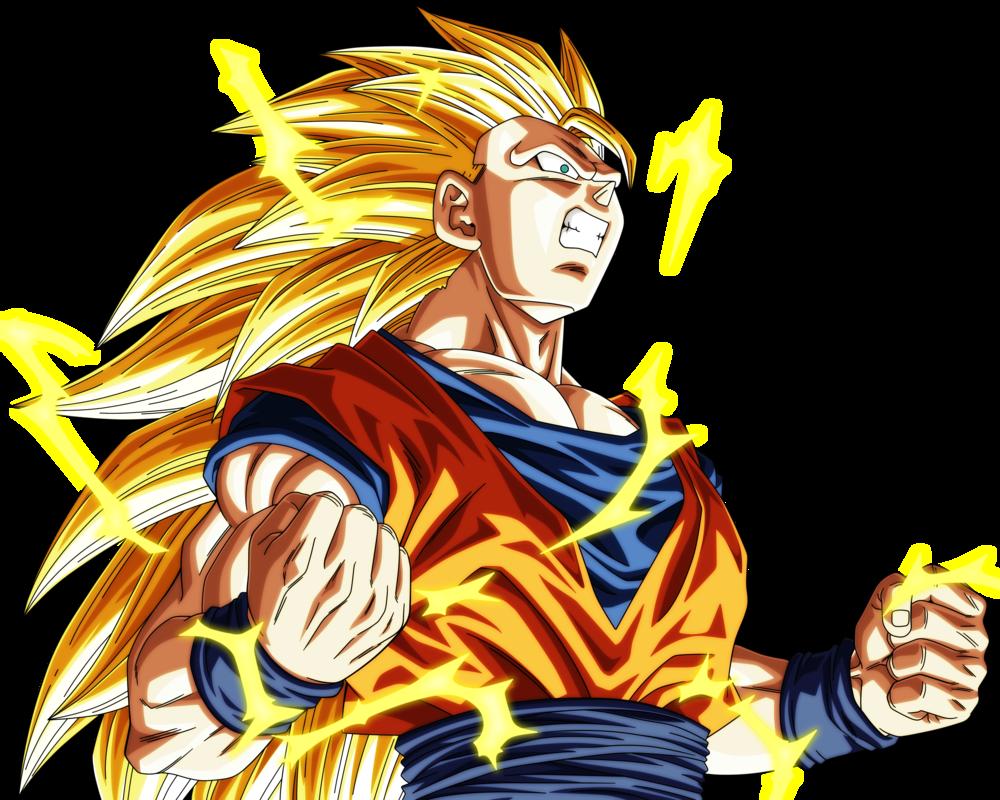 Goku Ssj 3 By Victormontecinos Anime Dragon Ball Super Dragon Ball Art Dragon Ball Super