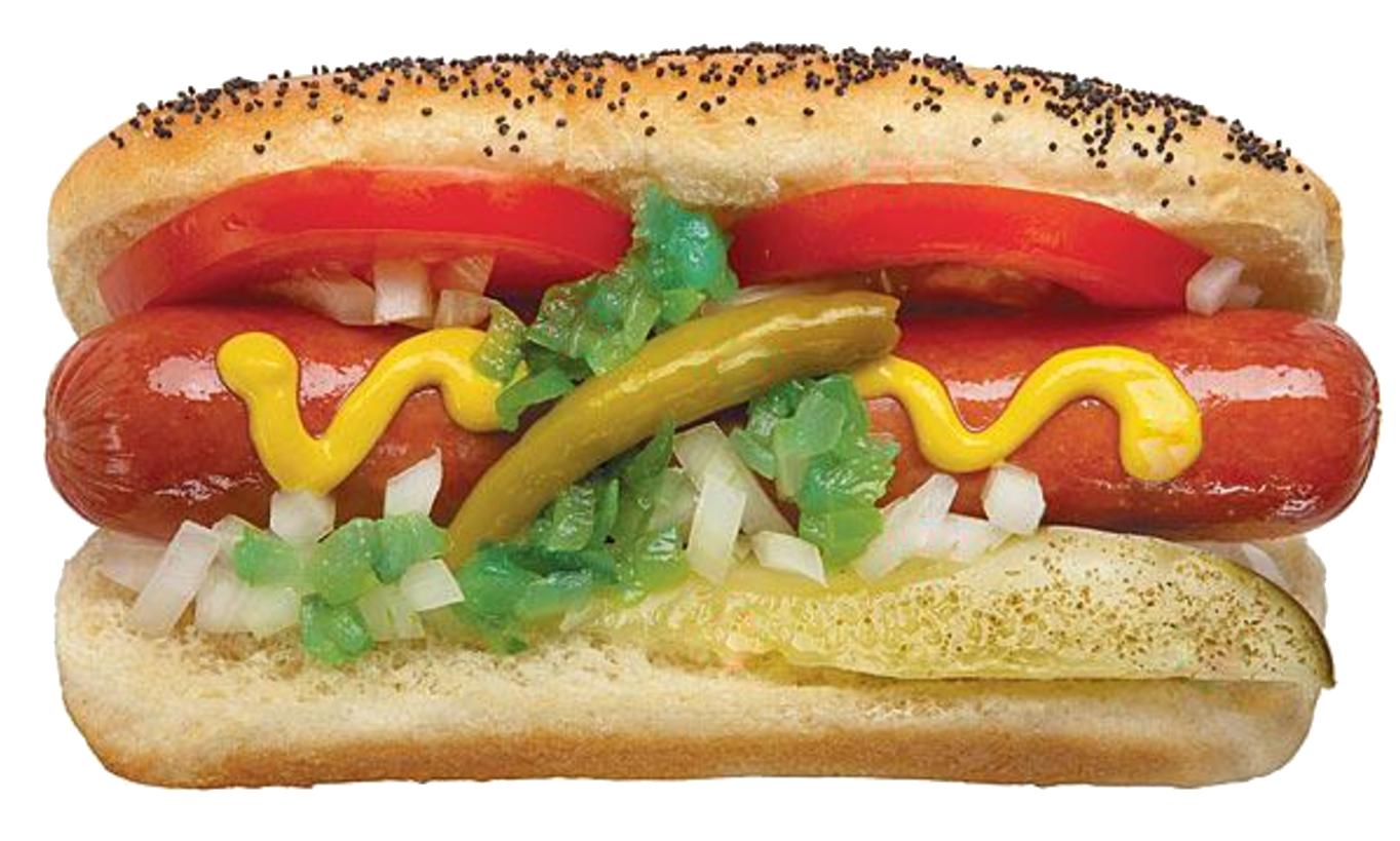 Hot Dog Png Image Chicago Hot Dog Hot Dog Recipes Hot Dogs