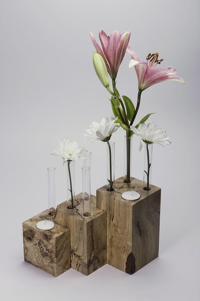 Multi-piece bud vase #vaseideen