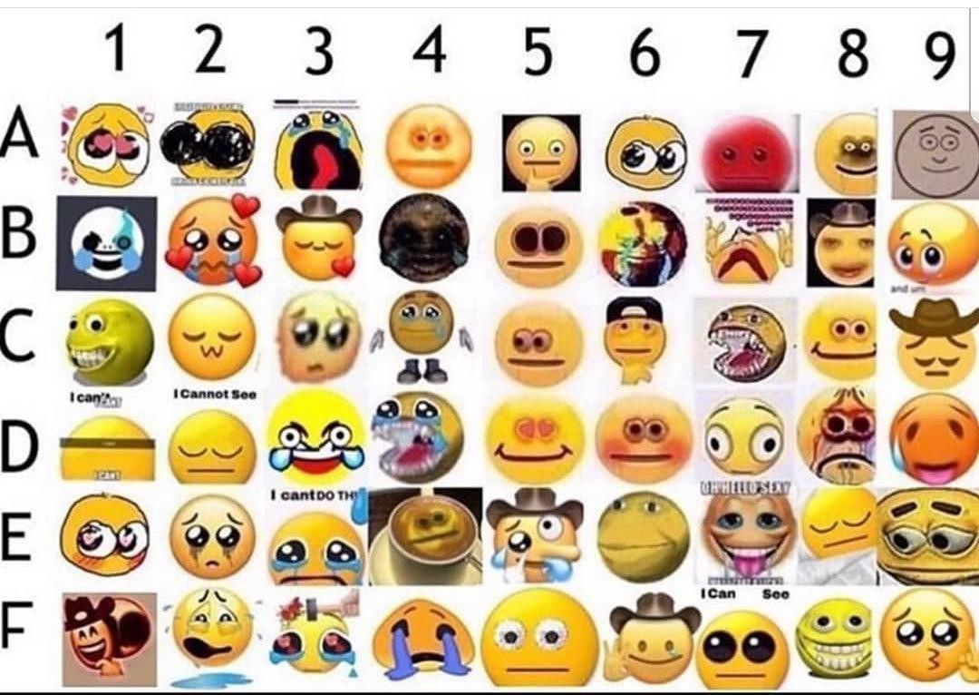 Pin by des on memes; yee Emoji meme, Emoji, Ironic memes