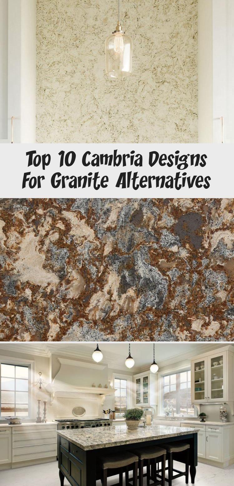 Top 10 Cambria Designs For Granite Alternatives Light Granite Countertops Dark Granite Countertops Dark Countertops