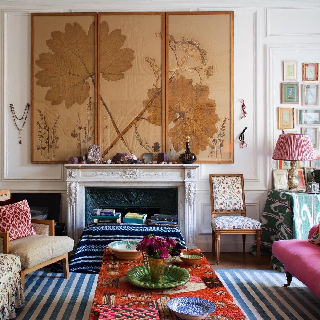Carolina Irvingu0027s Paris Apartment, Take 2