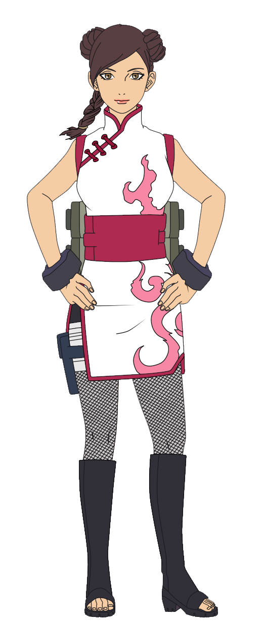 She was placed into a team with rock lee and neji hyuga, with might guy as the leader. The Last: Naruto The Movie: TenTen Render by xUzumaki ...