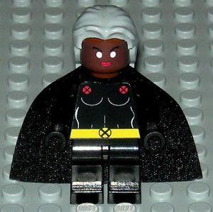 Superheroes Vamprilla Printed On LEGO Parts Custom Designed Minifigure