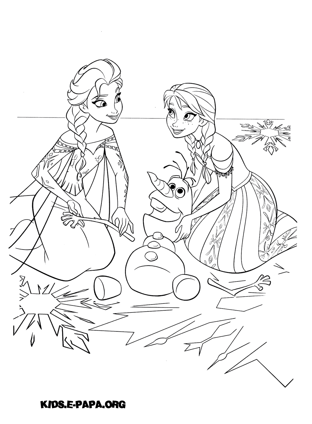 Elsa Frost Tegning Google Sgning Cartoon Disney And