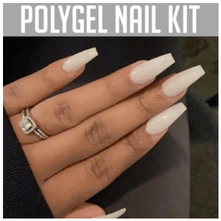 Premium Polygel Nail Kit In 2020 Polygel Nails Nail Kit Nails