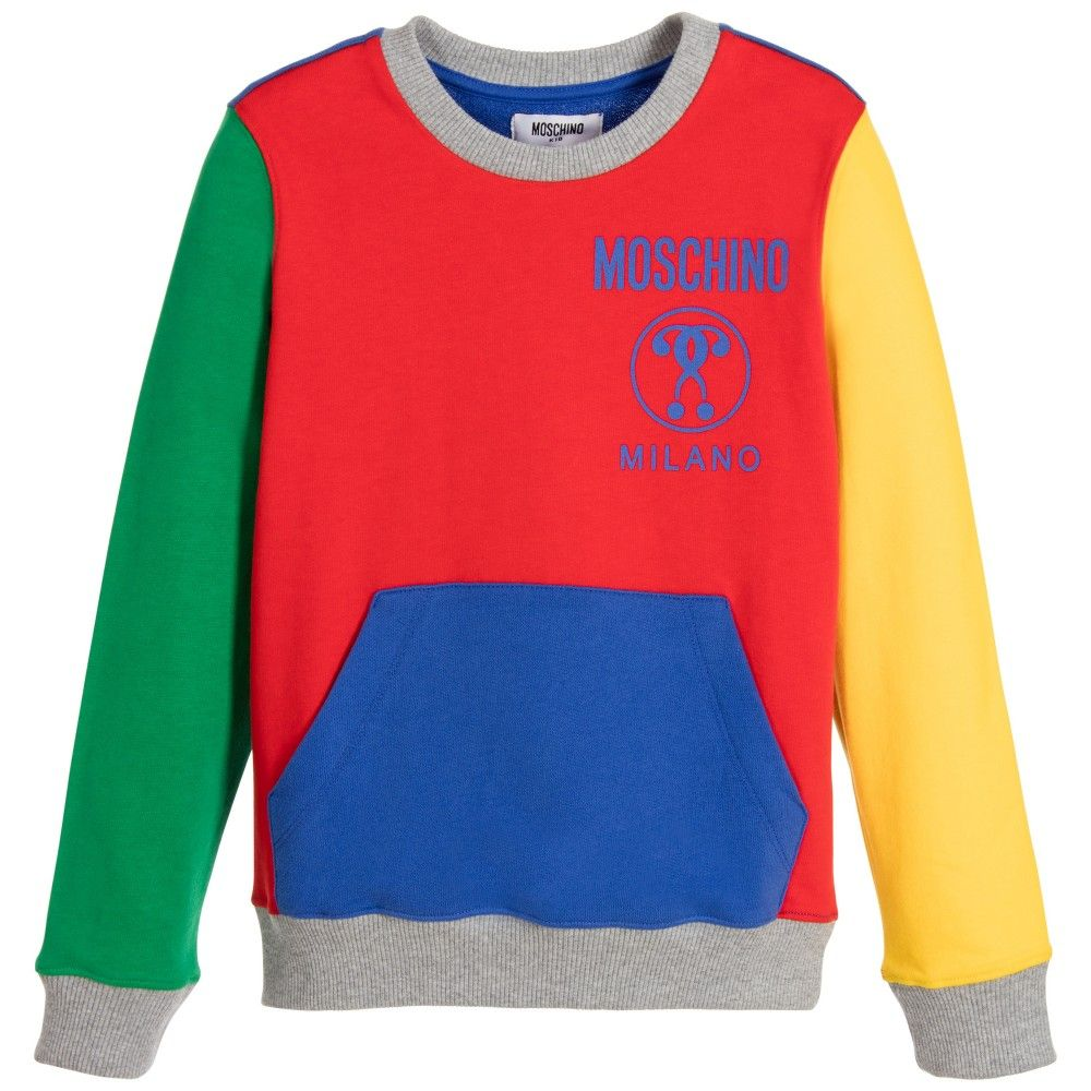 c1ce66687e2 Moschino Kid-Teen